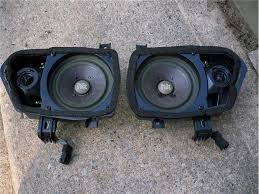 bmw e36 rear speakers e36 convertible rear h k speakers sold
