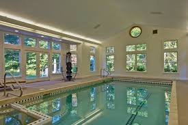 indoor pools the holliston home with the indoor pool is for sale