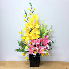 flowers arrangements silk flower arrangements artificial flower arrangement singapore
