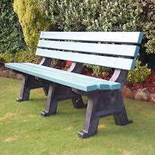Outdoor Plastic Bench Seats
