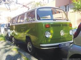 green volkswagen van dashboard campervan crazy