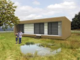 prefabricated homes design has more energy efficient if compared
