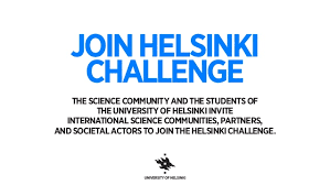 Challenge Science Helsinki Challenge Science Based Competition And Idea Accelerator