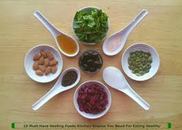 10 must have healing foods kitchen staples for eating healthy