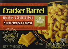 amazon com cracker barrel oven baked macaroni u0026 cheese dinner