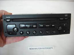 peugeot 206 new peugeot 206 307 807 citroen c2 c3 radio cd player stereo unit