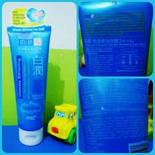 Sabun Hada Labo review hada labo shirojyun ultimate whitening wash re a