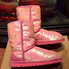 ugg sale clearance 74 ugg shoes clearance sale baby pink sparkle uggs from