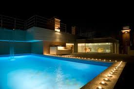 outdoor pool deck lighting outdoor pool lighting crafts home