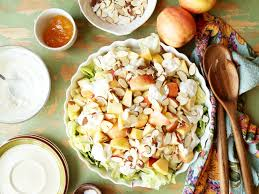 100 thanksgiving salad recipes autumn chopped salad