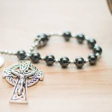 decade rosary for him single decade rosary grace glam