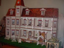 newport dollhouse with additional walls and components to create