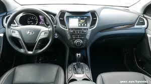 hyundai 2015 santa fe reviews 2017 hyundai santa fe review affordable suv more than matches its