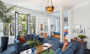 asking 10 75m this gorgeous 1850s townhouse is surrounded by the 17 st luke s place cool listings west village townhouses historic homes