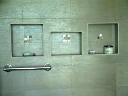 bathroom niche ideas shower wall niche tile recessed niches tile shower wall niche wizrd me