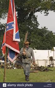 Civil War Battle Flag American Civil War Soldier U0026 Confederate Battle Flag Southern