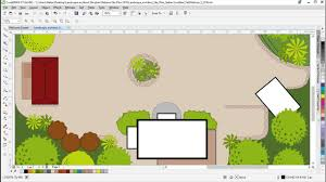 architectural site plan coreldraw webinar how to create a vector landscape architectural