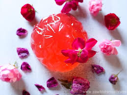 All Natural Flower Food All Natural Rose Petal Jelly Sew Historically