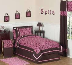 Purple U0026 Pink Teen Bedding by 78 Best Pink And Brown Bedding Images On Pinterest Bed Sets