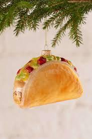 taco ornament ornament