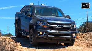 chevy colorado midnight edition 2016 chevrolet colorado z71 trail boss duramax diesel off road