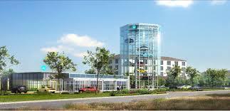 toyota headquarters usa yes that u0027s a car vending machine carvana u0027s building in frisco