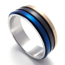 Black Gold Wedding Rings by 14 Best His And Her Bands Images On Pinterest Wedding Rings For
