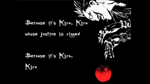 death note the name is kira death note musical ny demo lyrics youtube