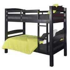 Black Wooden Bunk Beds Bunk Bed Toddler Beds For Less Overstock