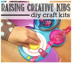 raising creative kids diy craft kits imacoolmaker cg