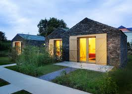 rent out and stay in architect designed homes through winzerhauschen by matteo thun and stein hemmes wirtz