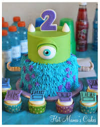 monsters inc cake toppers monsters inc and monsters cakes and confections