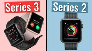 apple 3 vs 2 what s with the series 3