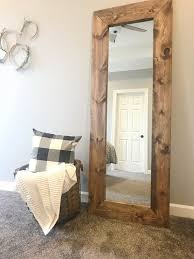 How To Build A Diy by How To Build A Diy Wood Mirror Frame The Holtz House