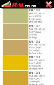 ral color paint your house android apps on google play