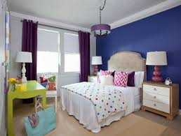 Blue Accent Wall Bedroom by All About Accent Walls Jerry Enos Painting
