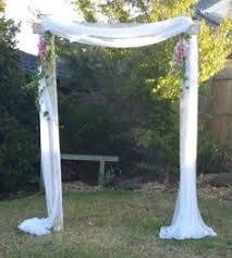wedding arches hire timber wedding arbor hire the wedding arch by ceremonies i do