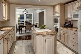 White Washed Cabinets Kitchen Pictures Of Kitchens Traditional Whitewashed Cabinets Kitchen 5