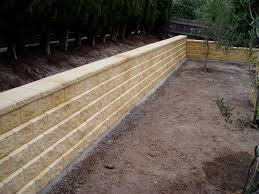 segmental blocks retaining walls ground tech geo part 3