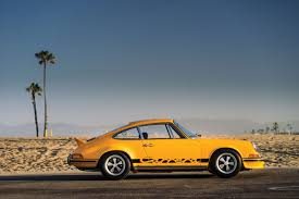 classic porsche carrera classic car find of the week 1973 porsche 911 carrera rs opumo