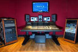 Studio Mixing Desks by Studio C Berklee College Of Music