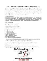 24 7 consulting llc linkedin