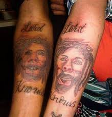 bad jesus tattoo on arms tattoos book 65 000 tattoos designs