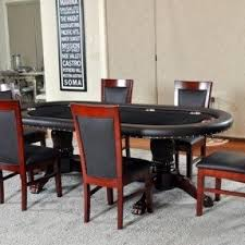 Dining Room Poker Table Poker Table With Chairs Foter