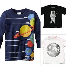 themed t shirts blast with a space themed spaces and kids clothing