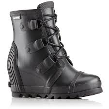 good motorcycle boots sorel joan rain wedge boots women u0027s evo