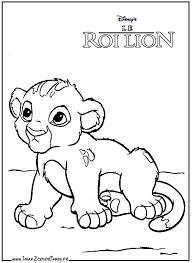 coloriage ã dessiner le roi lion scar