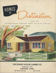 Small Home Construction Homes Of Distinction 1950s House Plans Post Wwii Small Home