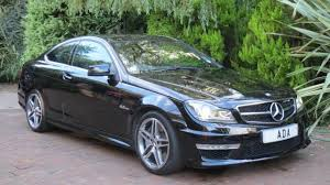 mercedes c class for sale uk mercedes c class 6 3 c63 amg bargain 1 owner 12 for