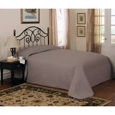 french tile queen bedspread taupe linens n things